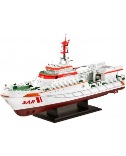 Сглобяем модел на кораб Revell - DGzRS Hermann Marwede (05812)