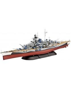 Сглобяем модел на военен кораб Revell - Battleship TIRPITZ (05099)