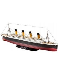 Сглобяем модел на пътнически кораб Revell - R.M.S. TITANIC (05210)
