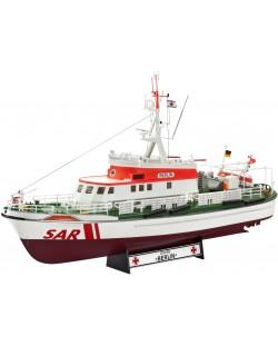 Сглобяем модел на кораб Revell - Search & Rescue Vessel BERLIN (05211)