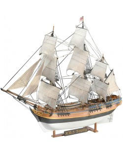 Сглобяем модел на ветроходен кораб Revell - H.M.S. Bounty (05404)