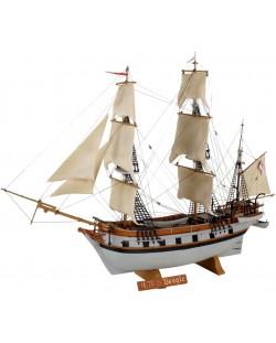 Сглобяем модел на ветроходен кораб Revell - H.M.S. (5458)