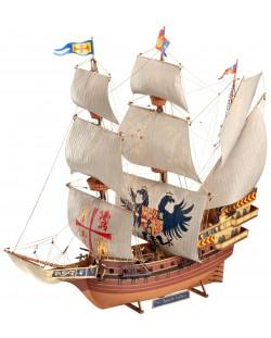 Сглобяем модел на кораб Revell - Spanish Galleon (05620)