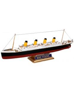 Сглобяем модел на пътнически кораб Revell - R.M.S. Titanic (05804)