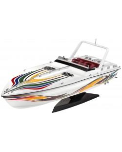Сглобяем модел на лодка Revell - Power boat (05205)