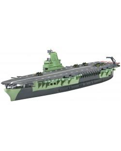 Сглобяем модел на кораб-самолетоносач Revell - Aircraft Carrier SHINANO (05816)