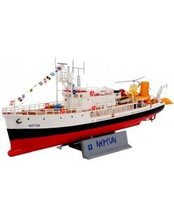 Сглобяем модел на изследователски кораб Revell - Exploration Vessel (05101)