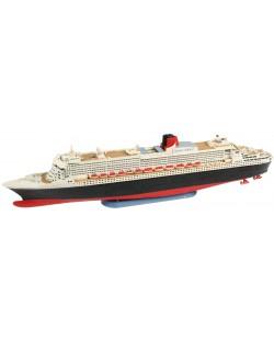 Сглобяем модел на пътнически кораб Revell - OceanLiner QUEEN MARY 2 (05808)