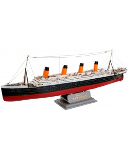 Сглобяем модел на пътнически кораб Revell - R.M.S. Titanic (05215)