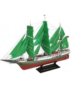 Сглобяем модел на кораб Revell - Sailing Barque Alexander von Humboldt (05400)