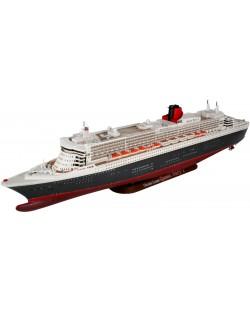 Сглобяем модел на пътнически кораб Revell - Ocean Liner Queen Mary 2 (05223)