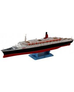 Сглобяем модел на пътнически кораб Revell - Queen Elizabeth 2 (05806)