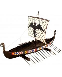 Сглобяем модел на кораб Revell - Viking Ship (05403)