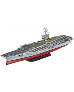 Сглобяем модел на военен кораб Revell - U.S.S. Nimitz (CVN-68) (05814)