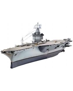 Сглобяем модел на военен кораб-самолетоносач Revell - U.S.S. Enterprise (05046)