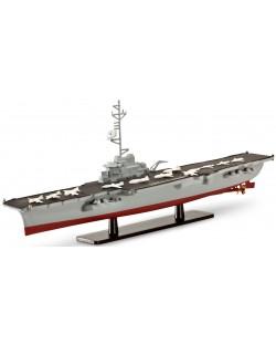 Сглобяем модел на кораб-самолетоносач Revell - French Aircraft Carrier CLEMENCEAU / FOCH (05898)