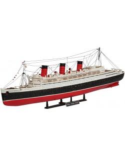 Сглобяем модел на пътнически кораб Revell - Queen Mary (05203)