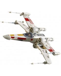 Сглобяем модел на космически кораб Revell Easykit Pocket STAR WARS -  X-Wing Fighter  (06723)