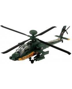 Сглобяем модел на военен хеликоптер Revell Easykit - AH-64 Apache (06646)