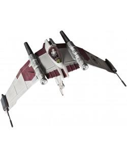 Сглобяем модел на космически кораб Revell Easykit STAR WARS - V-19 Torrent Starfighter (Clone Wars) (06669)