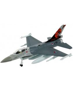 Сглобяем модел на изтребител Revell Easykit - F-16 Fighting Falcon (06644)