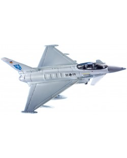 Сглобяем модел на изтребител Revell Easykit - Eurofighter (06625)
