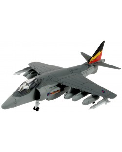 Сглобяем модел на изтребител Revell Easykit - BAE Harrier Gr.9 (06645)
