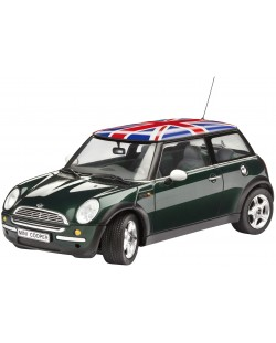 Сглобяем модел на автомобил Revell - MINI Cooper (07166)