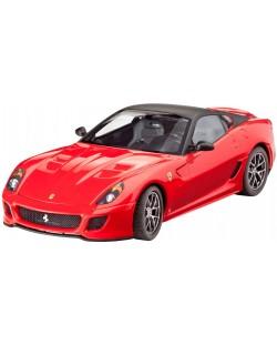 Сглобяем модел на автомобил Revell - Ferrari 599 GTO (07091)
