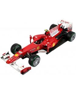 Сглобяем модел на болид Revell - Ferrari F10 (07099)