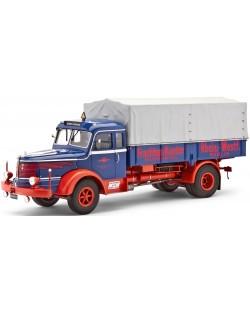Сглобяем модел на камион Revell - Krupp Titan SWL 80 (07559)