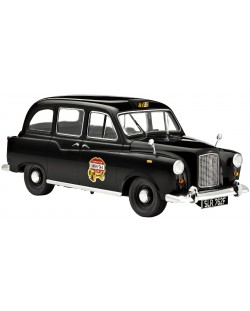 Сглобяем модел на автомобил Revell - London Taxi (07093)