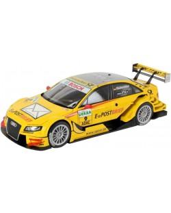 Сглобяем модел на автомобил Revell - Audi A4 DTM 2011 M. Rockenfeller (07086)