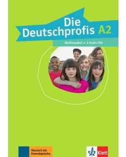 1 Die Deutschprofis A2 Medienpaket (2 audio CD)