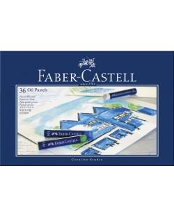 Маслени пастели Faber-Castell - Creative Studio, 36 броя