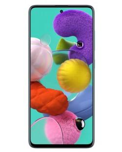 """Смартфон Samsung Galaxy A51 - 6.5"""", 128GB, син"""