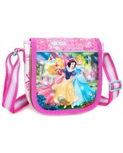 Детска чанта J. M. Inacio Disney Princess - С капак