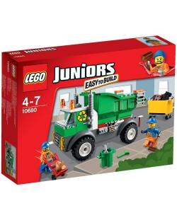 Lego Juniors: Камион за смет (10680)