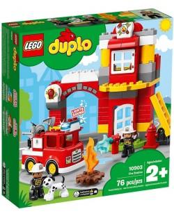 Конструктор Lego Duplo - Fire Station (10903)