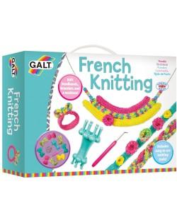 Творчески комплект Galt - Френско плетиво