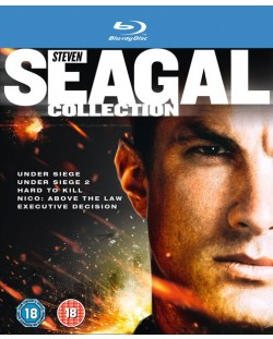 Steven Seagal Collection (Blu-Ray)