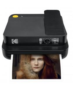 Моментален фотоапарат Kodak - Smile Classic, черен