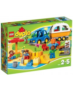Конструктор Lego Duplo - Приключение с каравана (10602)