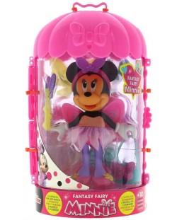 Кукла IMC Toys Disney - Мини Маус, фея, 15 cm