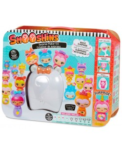 Детска играчка - Комплект за приготвяне на кукла, Smooshins