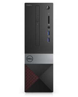 Настолен компютър Dell Vostro - 3470 SFF, черен