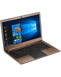 Лаптоп Prestigio SmartBook - 141 C2, кафяв