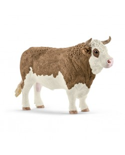 Фигурка Schleich - Симентал бик