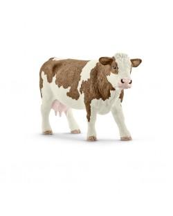 Фигурка Schleich - Симентал крава