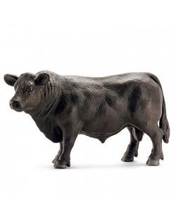 Фигурки Schleich от серията Животът във фермата: Черен ангъс бик